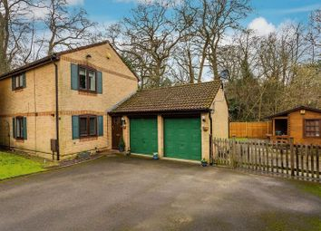Thumbnail 4 bed detached house for sale in Wildwood Court, Hawkhirst Road, Kenley