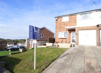 Thumbnail 3 bed semi-detached house for sale in St. Peters Close, Crabbs Cross, Redditch