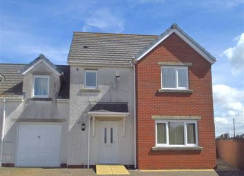Thumbnail 4 bed semi-detached house for sale in Sheila Fell Close, Aspatria, Wigton