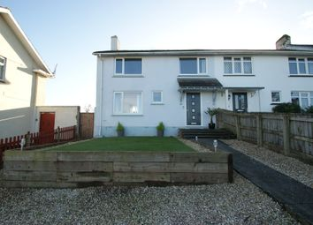 3 bed end terrace house for sale in Gibson Road, Paignton TQ4