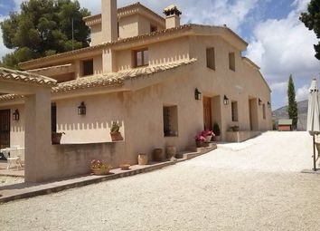 Thumbnail 4 bed villa for sale in Spain, Valencia, Alicante, Castalla