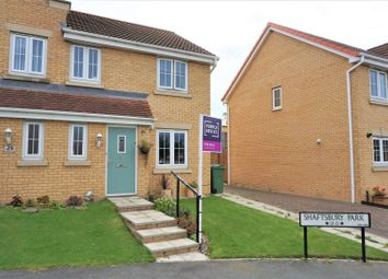 3 bed end terrace house for sale in Shaftsbury Park, Hetton-Le-Hole, Houghton Le Spring DH5