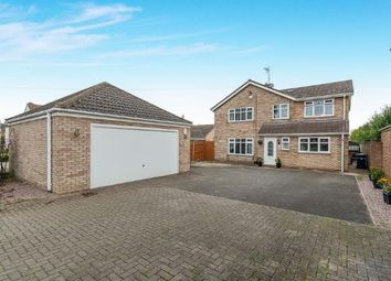 Thumbnail 5 bed detached house for sale in Bassenhally Road, Whittlesey, Peterborough, Cambridgeshire
