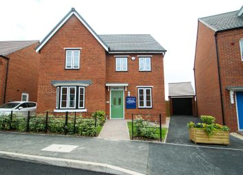 Thumbnail 4 bed detached house for sale in Cornucopia Grove, Barlaston, Stoke-On-Trent