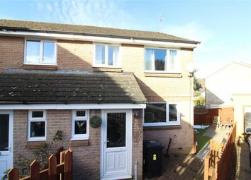 Thumbnail 3 bed semi-detached house for sale in Glover Close, Cinderford