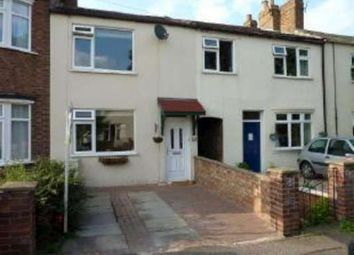 Thumbnail 2 bedroom terraced house to rent in Elm Street, Fletton, Peterborough