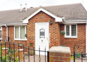 Thumbnail 2 bed semi-detached bungalow for sale in Princess Street, Wombwell