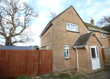 Thumbnail 3 bedroom semi-detached house for sale in Palmerston Close, Upton, Poole