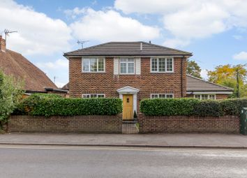 Thumbnail 4 bed detached house for sale in Brookside, Ewhurst Road, Cranleigh