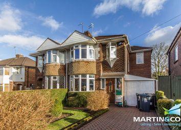 Thumbnail 4 bedroom semi-detached house for sale in Edenhurst Road, Longbridge