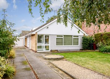 Thumbnail 2 bed bungalow for sale in St. Peters Avenue, Scunthorpe