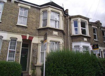 Thumbnail 2 bed flat to rent in Twickenham Road, Leytonstone, London