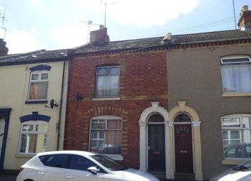 Thumbnail 3 bed terraced house for sale in Shakespeare Road, The Mounts, Northampton, Northamptonshire