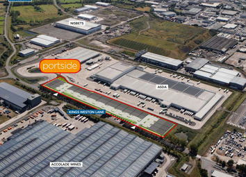 Thumbnail Industrial for sale in Portside, Kings Weston Lane, Avonmouth, Bristol