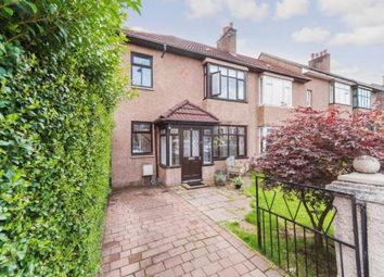 Thumbnail 3 bed end terrace house for sale in Churchill Drive, Broomhill, Glasgow