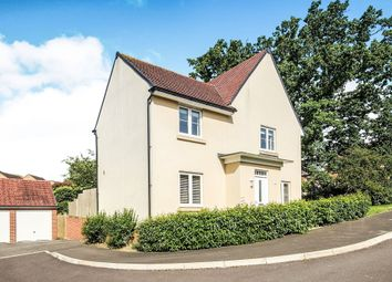 Thumbnail 4 bedroom detached house for sale in Raleigh Road, Yeovil