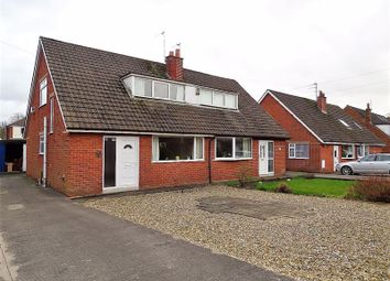 Thumbnail 3 bed semi-detached house for sale in Bannister Hall Lane, Higher Walton, Preston