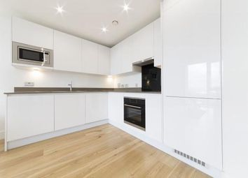 Thumbnail 1 bedroom flat for sale in Orchard Wharf, Leamouth Road, London