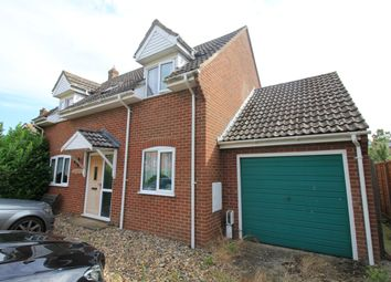 Thumbnail 4 bedroom detached house to rent in The Green, Little Ellingham