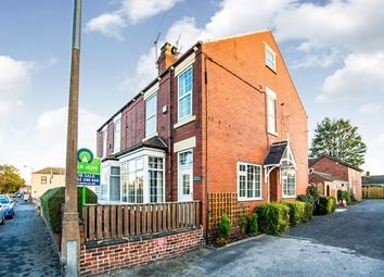 Thumbnail 3 bedroom semi-detached house for sale in Moss Road, Askern, Doncaster