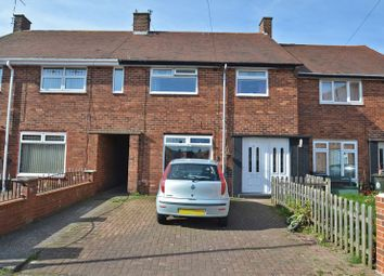 Thumbnail 3 bed terraced house for sale in Acton Drive, North Shields