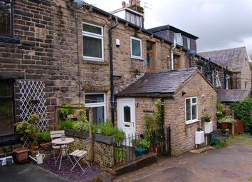Thumbnail 1 bed terraced house for sale in Wall Hill Road, Dobcross, Oldham