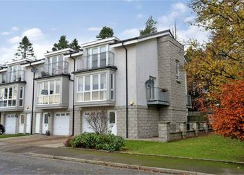 Thumbnail 4 bedroom end terrace house for sale in Woodlands Terrace, Cults, Aberdeen