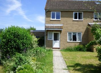 Thumbnail 3 bed end terrace house for sale in Bower Hinton, Martock, Somerset