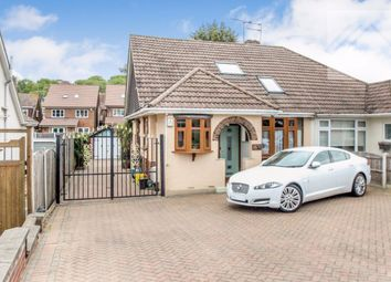 Thumbnail 4 bed semi-detached house for sale in Essex Way, Benfleet