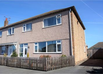 Thumbnail 4 bed terraced house for sale in The Boulevard, Prestatyn