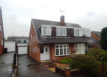 Thumbnail 3 bed property to rent in Larch Grove, Malpas, Newport