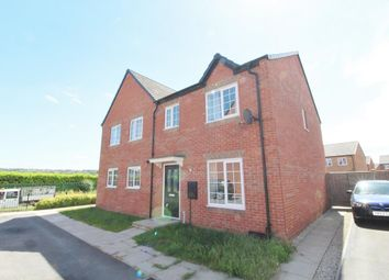 Thumbnail 3 bed semi-detached house for sale in Falcon Close, Mexborough