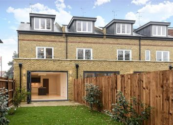 Thumbnail 4 bedroom town house for sale in Alexandra Terrace, Tudor Road, Kingston Upon Thames
