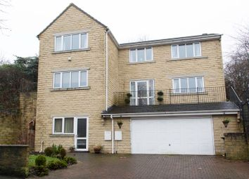 Thumbnail 5 bedroom detached house for sale in Moore Avenue, Bradford, West Yorkshire