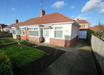 Thumbnail 2 bed bungalow for sale in Newton Grove, South Shields
