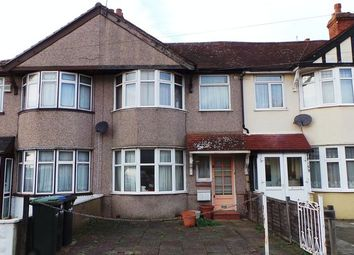 Thumbnail 3 bed terraced house for sale in St Edmunds Road, Edmonton