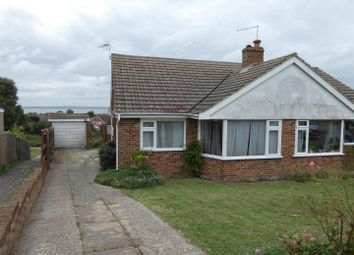 Thumbnail 2 bed semi-detached bungalow to rent in Norview Road, Seasalter, Whitstable