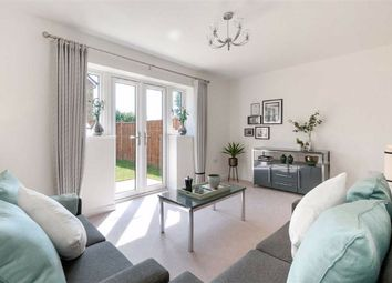 Thumbnail 3 bed end terrace house for sale in Plot 49 Westber Edge, Canterbury, Kent