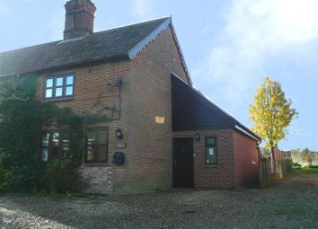 Thumbnail 2 bed cottage for sale in The Street, Woodton
