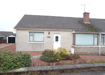 Thumbnail 2 bed semi-detached bungalow for sale in 40 Hardthorn Crescent, Dumfries
