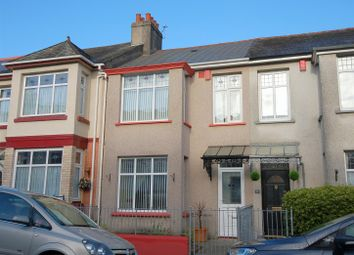 Thumbnail 3 bed terraced house for sale in Browning Road, Plymouth