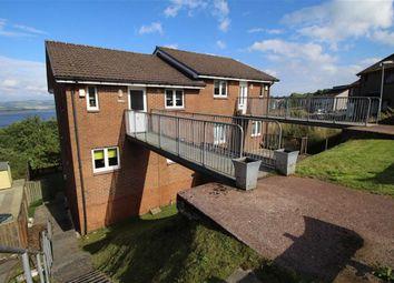 Thumbnail 4 bed semi-detached house for sale in Dougliehill Terrace, Port Glasgow, Renfrewshire