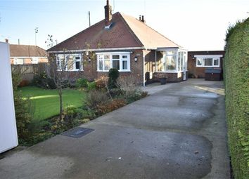 Thumbnail 3 bed detached bungalow for sale in North Marine Road, Flamborough, Bridlington
