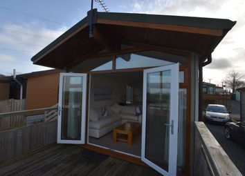 Thumbnail 1 bed mobile/park home for sale in Beacon View, Globe Vale Holiday Park, Radnor