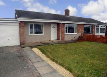 Thumbnail 2 bedroom bungalow to rent in Rothlea Gardens, Choppington