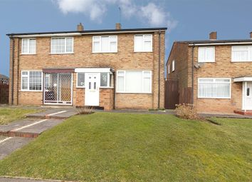 Thumbnail 3 bed semi-detached house to rent in Brooklands Road, Cannock
