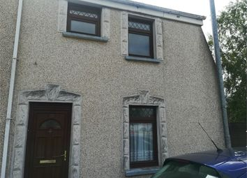 Thumbnail 2 bed terraced house to rent in Water Street, Neath, West Glamorgan