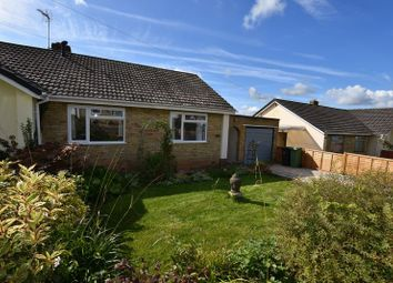 Thumbnail 2 bed semi-detached bungalow for sale in Welsford Avenue, Wells