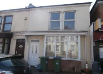 Thumbnail 5 bedroom terraced house to rent in St. Denys Road, Southampton