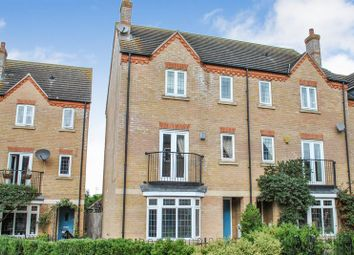 Thumbnail 4 bed semi-detached house to rent in Fen Field Mews, Deeping St. James, Peterborough